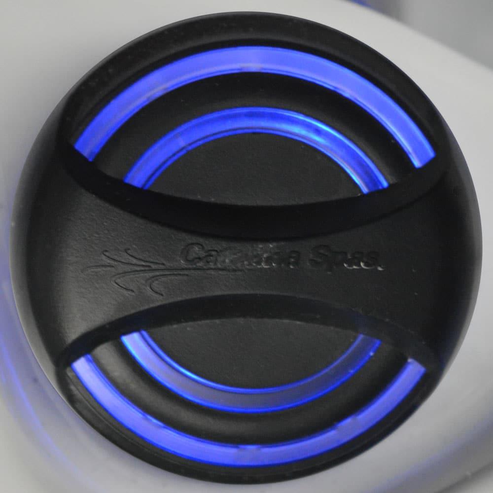 LED Backlit Controls